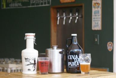 Cerveja Artesanal Guarujá - O primeiro Biergarten do Litoral Paulista - Latitude Beer