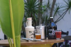 Latitude Beer - Cerveja Artesanal Guarujá - O primeiro Biergarten do Litoral Paulista