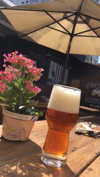 Latitude Beer Biergarten