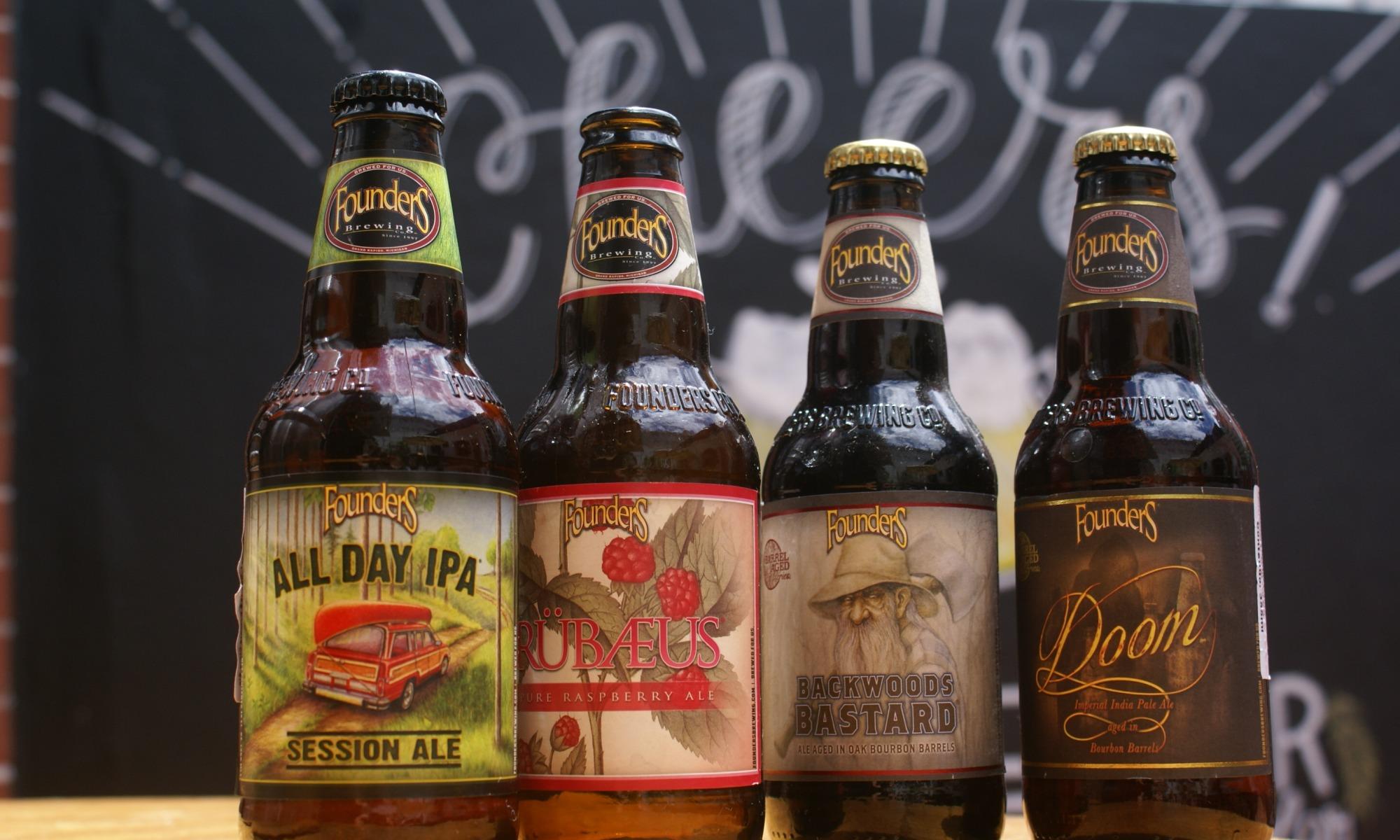 Cervejas Founders
