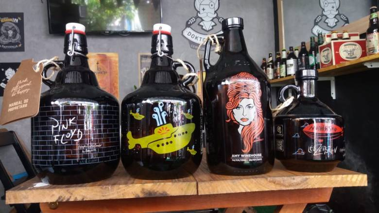 growler guarujá