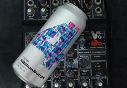 croma 4 billion songs latitude beer
